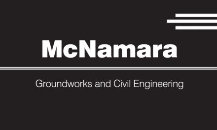 Mc Namara new British partner on board.